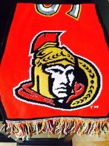 NHL Ottawa Senators Scarf Gatineau Ottawa / Gatineau Area image 2