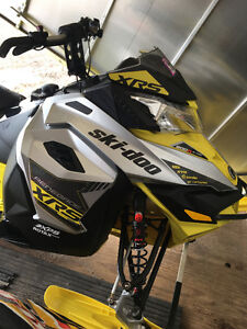 2016 Skidoo Renegade XRS 800 etec for sale or trade