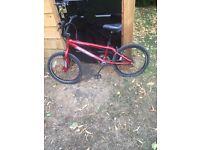 Apollo mx20.1 bmx stunt bike