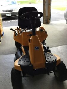 Cub Cadet Mini Riding Mower