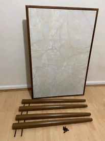 Marble Table (very solid)