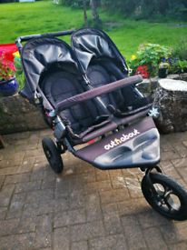 Double Buggy Out 'n' About 360