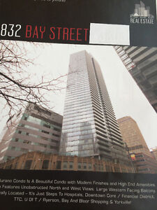 2 bedrooms condo at Bay and College