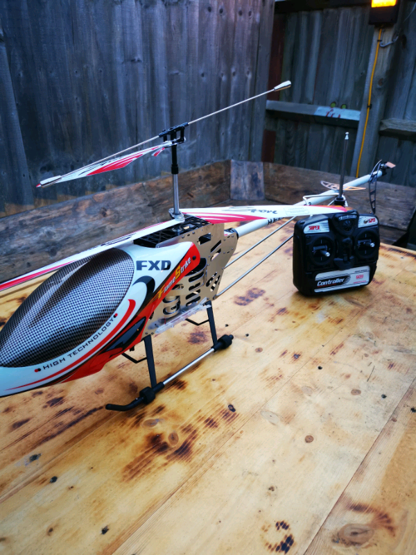 large rc helicopter | in Sittingbourne, Kent | Gumtree