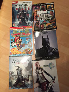 Jeux PS3 XBOX 360 + GUIDE