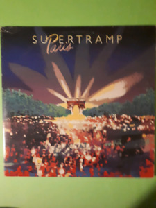 SUPERTRAMP PARIS, 2 LP, VGT, classic rock, 1980, SP 6702
