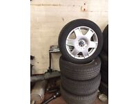 Hi I have Vw Bora alloy wheel for sale