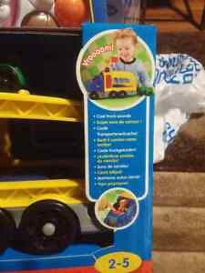 Brand new little people sound truck for $25. Windsor Region Ontario image 2