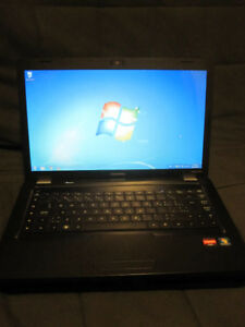 HP Windows 7 With Office + SSD Drive