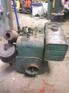 6 hp Briggs and Stratton