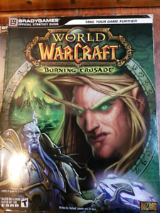 Warcraft Collectors Lot and Atlas 10 in total
