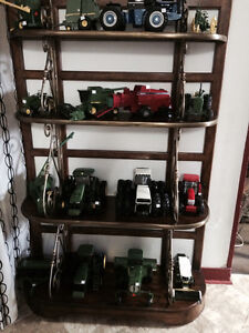 Die-cast Tractors and Implements for sale