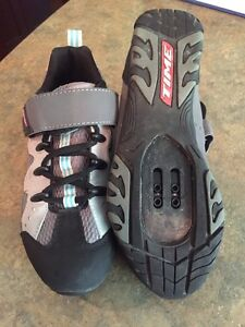TIME Sport Clip-In Cycling Shoes - Women's US size 6.5/7 Prince George British Columbia image 2