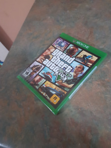GTA V XBox One *Brand New Fully Packaged*