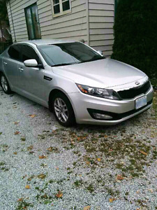 Low Mileage 2013 Kia Optima!