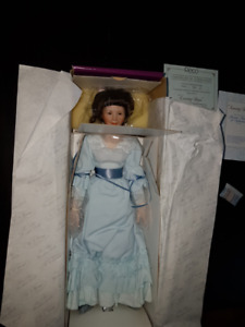 Ashton Drake Loving Steps Porcelain Doll - NEW in Box