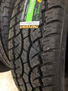 275-60-r20 brand new thunderer ranger all terrain