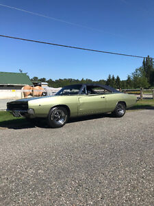 "RARE - iconic 68""charger"