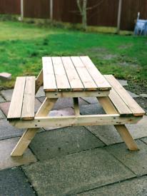 Picnic Bench/Pub Bench - Heavy Duty (Handmade)