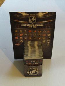 PORTE CALENDRIER ET CALENDRIER DE LA NHL SAISON 2011-12