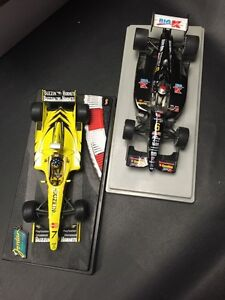 Formula 1 diecast cars for sale