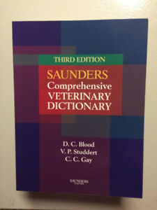 Comprehensive Veterinary Dictionary