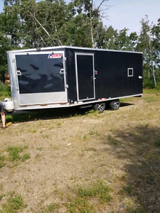 2014 pace american 21 ft