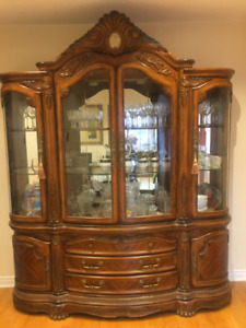 Cortina Hutch and Buffet For Sale