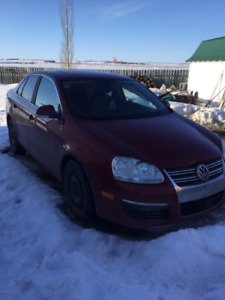 VW JETTA car parts