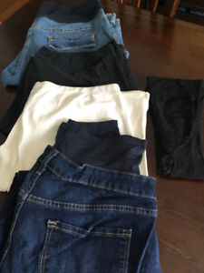 L/XL/1X Maternity Wear - Most from Old Navy