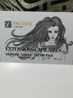 Hair Extension at home - Pose d'extension capillaire a domicile