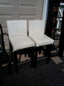 Nice 2 high chairs