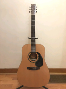 Norman Studio ST40 acoustic guitar