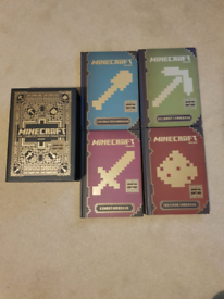 Minecraft box set