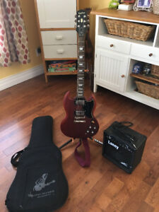 Guitar Ééctrique Epiphone SG