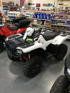 16 Honda Rubicon IRS/DCT new non current