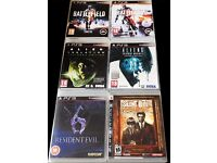 Playstation 3 Bundle in excellent condition: Horror: Combat