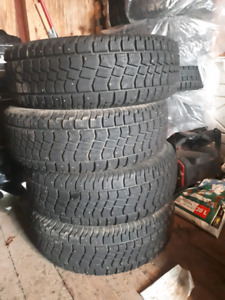 17 inch studded winter tires