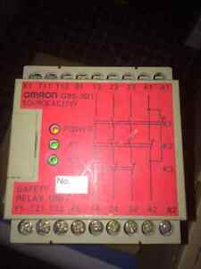 Omron Automation and Safety G9S-301 AC120
