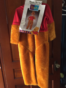 Winnie the Pooh Deluxe Toddler Costume