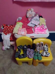 Girls clothes 3-18 months