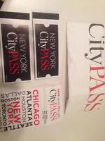 New York City Pass : les 2 pour 250$ CAD