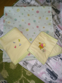 Winnie the Pooh curtains