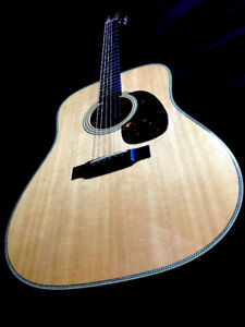 JUST IN! GUITARE ACOUSTIQUE COLLINGS D2H