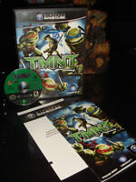 NINTENDO GAMECUBE-TMNT TEENAGE MUTANT NINJA TURTLES
