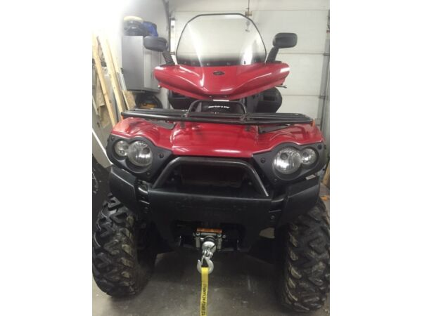Used 2006 Kawasaki brute force 750i 2006