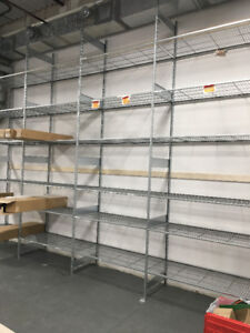 SHELVING, LADDERS, THERMAL PAPER, SECURITY TAGS, CHANDELIERS