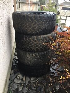 33X12.5R20 Toyo Open Country