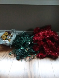 Items For Christmas Tree