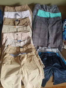 Boys clothes size 12 and 14